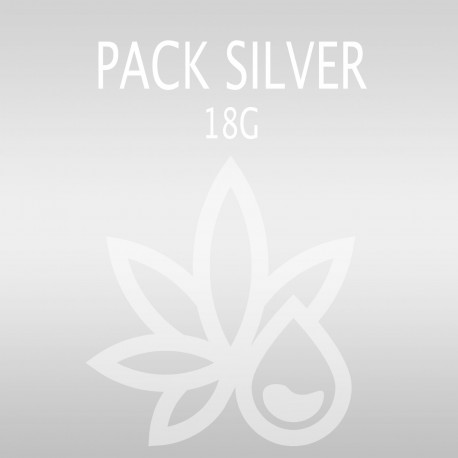 PACK SILVER 18G