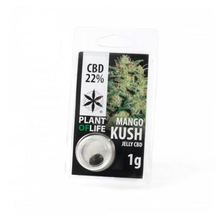 CBD Jelly 5% MANGO KUSH