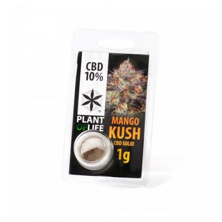 CBD SOLID 27% Mango Kush 1g