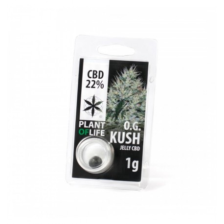 CBD Jelly 22% O.G. KUSH